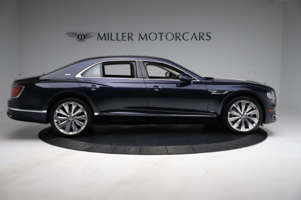 New 2021 Bentley Flying Spur V8 First Edition for sale Call for price at Bugatti of Greenwich in Greenwich CT 06830 9