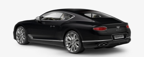 New 2021 Bentley Continental GT V8 Mulliner for sale Call for price at Bugatti of Greenwich in Greenwich CT 06830 3