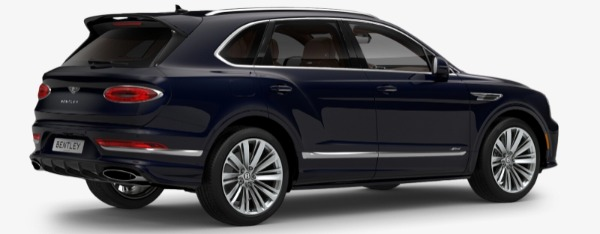 New 2021 Bentley Bentayga Speed Edition for sale $272,895 at Bugatti of Greenwich in Greenwich CT 06830 3