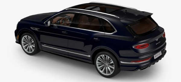 New 2021 Bentley Bentayga Speed Edition for sale $272,895 at Bugatti of Greenwich in Greenwich CT 06830 4