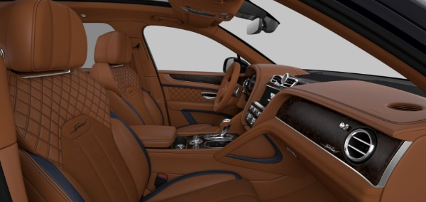 New 2021 Bentley Bentayga Speed Edition for sale $272,895 at Bugatti of Greenwich in Greenwich CT 06830 7