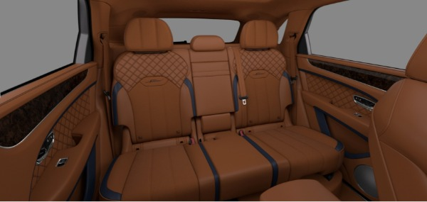 New 2021 Bentley Bentayga Speed Edition for sale $272,895 at Bugatti of Greenwich in Greenwich CT 06830 8