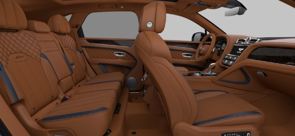 New 2021 Bentley Bentayga Speed Edition for sale $272,895 at Bugatti of Greenwich in Greenwich CT 06830 9