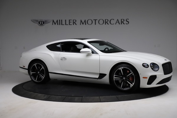 New 2021 Bentley Continental GT V8 for sale Call for price at Bugatti of Greenwich in Greenwich CT 06830 10
