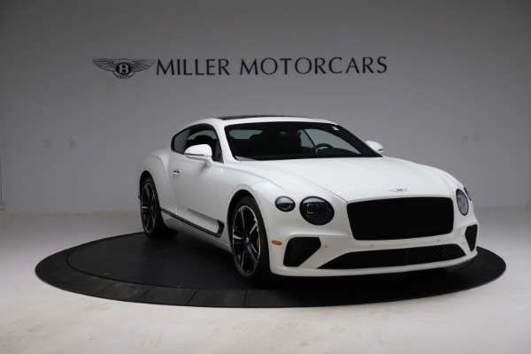 New 2021 Bentley Continental GT V8 for sale Call for price at Bugatti of Greenwich in Greenwich CT 06830 11