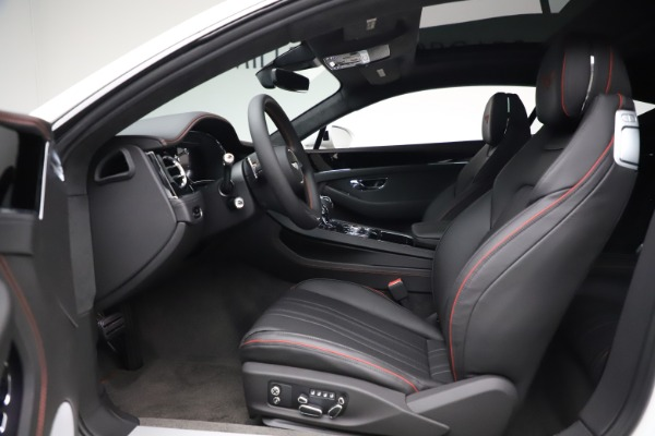 New 2021 Bentley Continental GT V8 for sale Call for price at Bugatti of Greenwich in Greenwich CT 06830 17