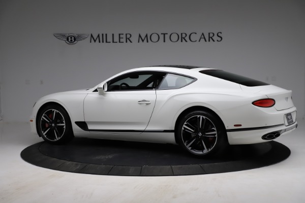 New 2021 Bentley Continental GT V8 for sale Call for price at Bugatti of Greenwich in Greenwich CT 06830 4