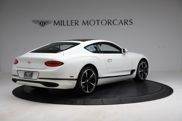 New 2021 Bentley Continental GT V8 for sale Call for price at Bugatti of Greenwich in Greenwich CT 06830 8