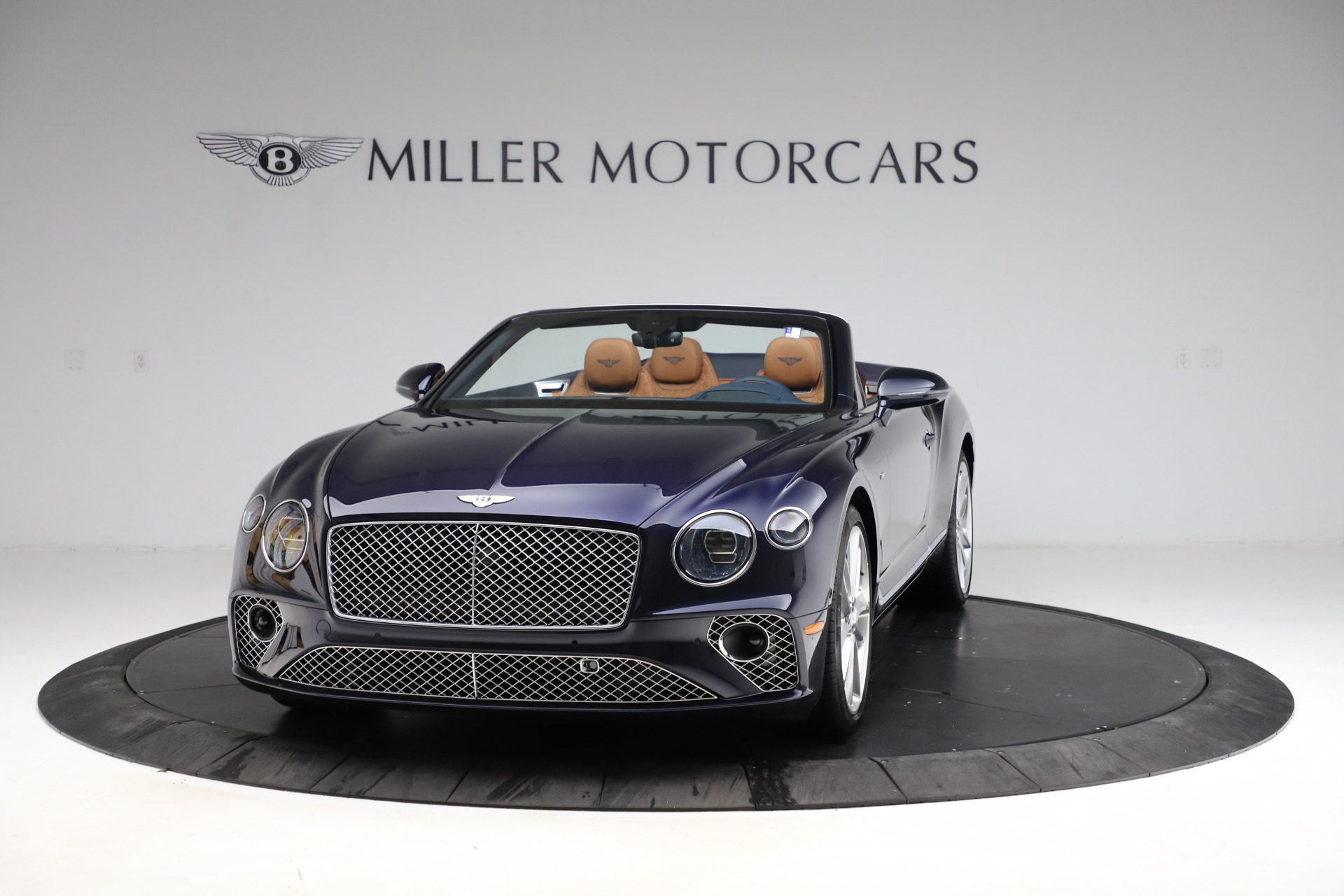 New 2021 Bentley Continental GT V8 for sale $277,690 at Bugatti of Greenwich in Greenwich CT 06830 1