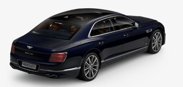 New 2021 Bentley Flying Spur V8 for sale $228,655 at Bugatti of Greenwich in Greenwich CT 06830 4
