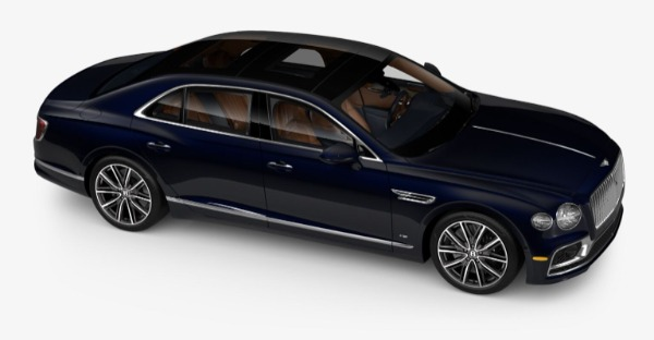 New 2021 Bentley Flying Spur V8 for sale $228,655 at Bugatti of Greenwich in Greenwich CT 06830 5