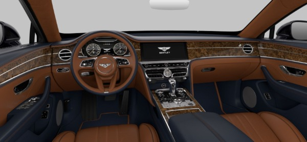 New 2021 Bentley Flying Spur V8 for sale $228,655 at Bugatti of Greenwich in Greenwich CT 06830 6