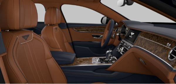 New 2021 Bentley Flying Spur V8 for sale $228,655 at Bugatti of Greenwich in Greenwich CT 06830 7