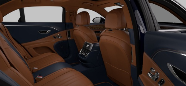 New 2021 Bentley Flying Spur V8 for sale $228,655 at Bugatti of Greenwich in Greenwich CT 06830 8