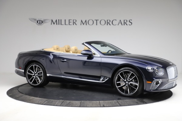 New 2021 Bentley Continental GT W12 for sale Call for price at Bugatti of Greenwich in Greenwich CT 06830 10
