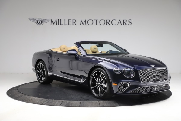 New 2021 Bentley Continental GT W12 for sale Call for price at Bugatti of Greenwich in Greenwich CT 06830 11