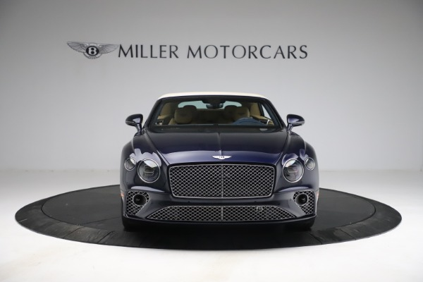 New 2021 Bentley Continental GT W12 for sale Call for price at Bugatti of Greenwich in Greenwich CT 06830 13