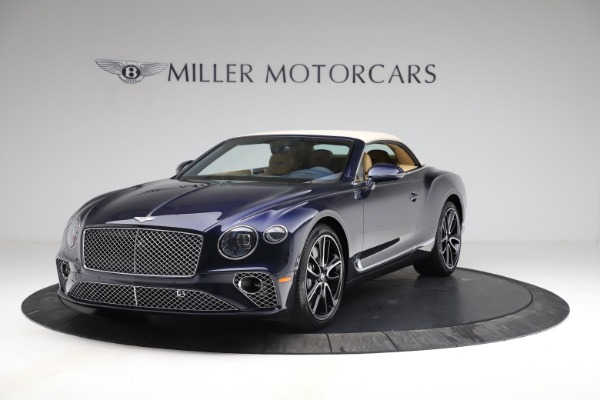 New 2021 Bentley Continental GT W12 for sale Call for price at Bugatti of Greenwich in Greenwich CT 06830 14