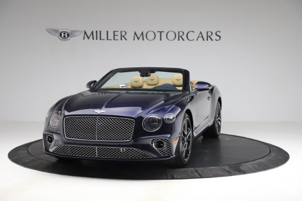 New 2021 Bentley Continental GT W12 for sale $293,310 at Bugatti of Greenwich in Greenwich CT 06830 2
