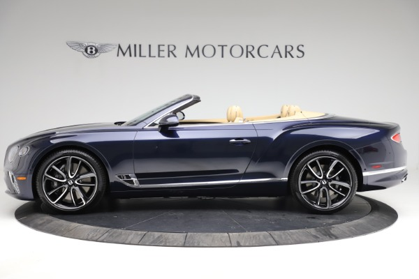 New 2021 Bentley Continental GT W12 for sale $293,310 at Bugatti of Greenwich in Greenwich CT 06830 3