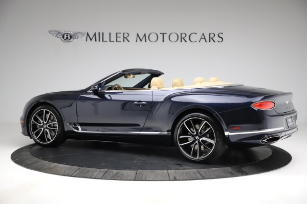New 2021 Bentley Continental GT W12 for sale $293,310 at Bugatti of Greenwich in Greenwich CT 06830 4