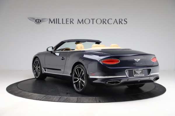 New 2021 Bentley Continental GT W12 for sale $293,310 at Bugatti of Greenwich in Greenwich CT 06830 5
