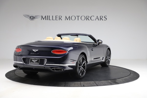New 2021 Bentley Continental GT W12 for sale $293,310 at Bugatti of Greenwich in Greenwich CT 06830 7