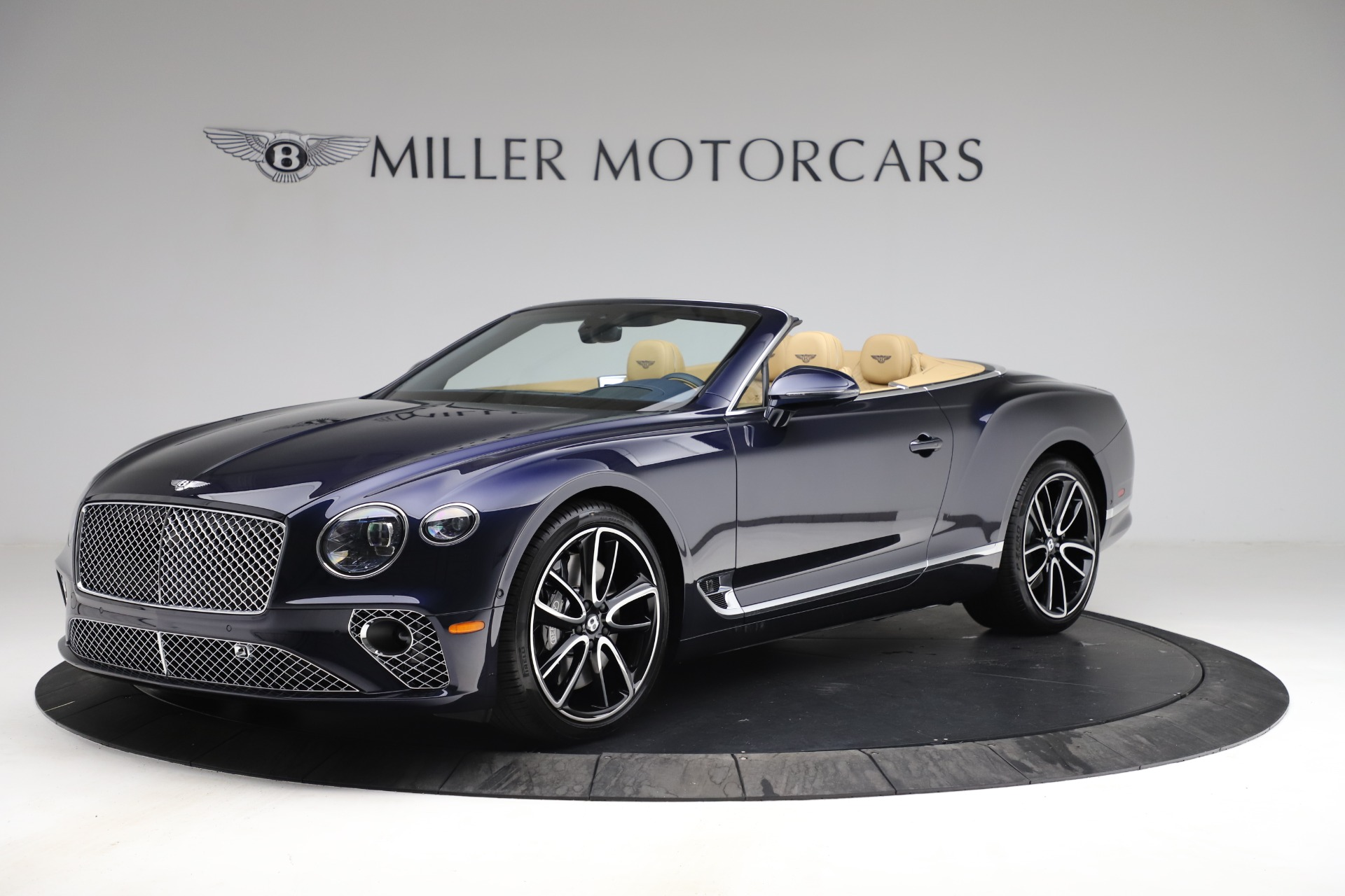 New 2021 Bentley Continental GT W12 for sale $293,310 at Bugatti of Greenwich in Greenwich CT 06830 1