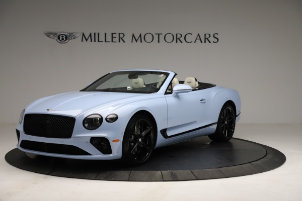 New 2021 Bentley Continental GT W12 for sale $316,250 at Bugatti of Greenwich in Greenwich CT 06830 2