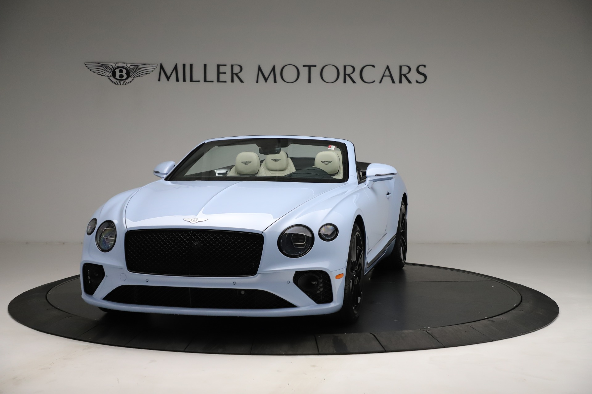New 2021 Bentley Continental GT W12 for sale $316,250 at Bugatti of Greenwich in Greenwich CT 06830 1