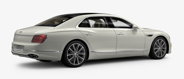 New 2021 Bentley Flying Spur V8 for sale $230,420 at Bugatti of Greenwich in Greenwich CT 06830 4