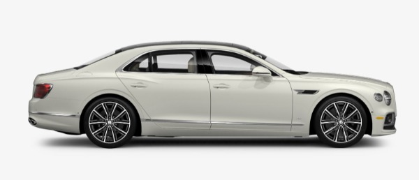 New 2021 Bentley Flying Spur V8 for sale $230,420 at Bugatti of Greenwich in Greenwich CT 06830 5