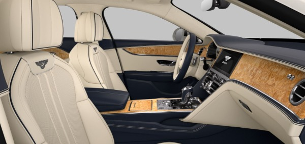 New 2021 Bentley Flying Spur V8 for sale $230,420 at Bugatti of Greenwich in Greenwich CT 06830 7