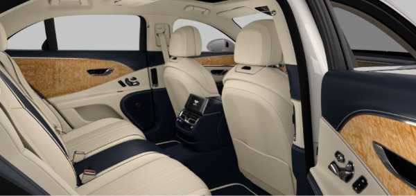 New 2021 Bentley Flying Spur V8 for sale $230,420 at Bugatti of Greenwich in Greenwich CT 06830 8