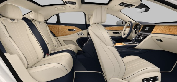 New 2021 Bentley Flying Spur V8 for sale $230,420 at Bugatti of Greenwich in Greenwich CT 06830 9