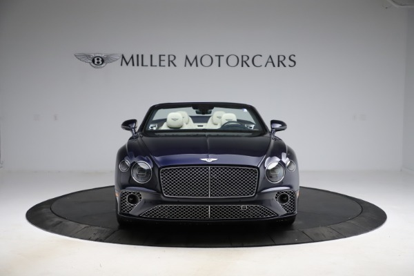 New 2021 Bentley Continental GTC V8 for sale $276,830 at Bugatti of Greenwich in Greenwich CT 06830 12