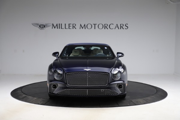New 2021 Bentley Continental GTC V8 for sale $276,830 at Bugatti of Greenwich in Greenwich CT 06830 13