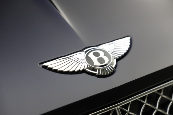 New 2021 Bentley Continental GTC V8 for sale $276,830 at Bugatti of Greenwich in Greenwich CT 06830 22