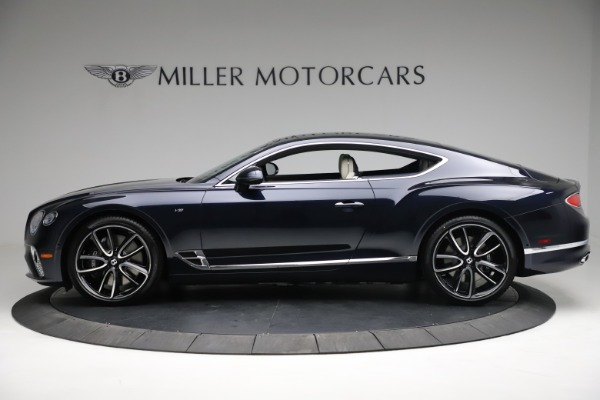 New 2021 Bentley Continental GT V8 for sale Call for price at Bugatti of Greenwich in Greenwich CT 06830 2