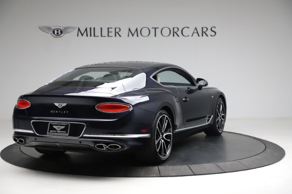 New 2021 Bentley Continental GT V8 for sale Call for price at Bugatti of Greenwich in Greenwich CT 06830 6