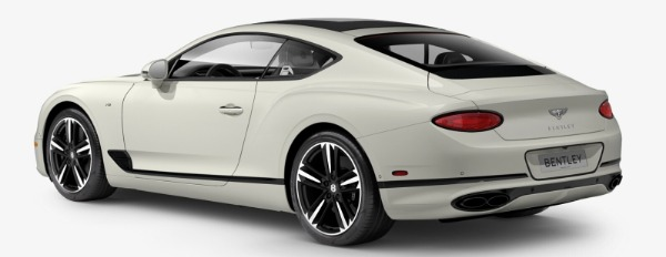 New 2021 Bentley Continental GT V8 for sale $254,095 at Bugatti of Greenwich in Greenwich CT 06830 3