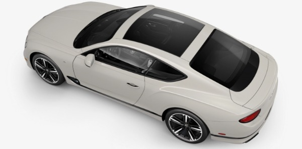 New 2021 Bentley Continental GT V8 for sale $254,095 at Bugatti of Greenwich in Greenwich CT 06830 4