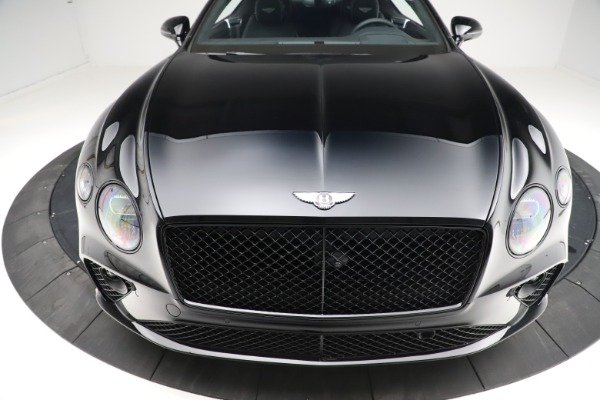 New 2021 Bentley Continental GT V8 for sale Call for price at Bugatti of Greenwich in Greenwich CT 06830 13