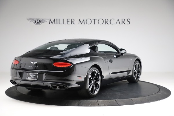 New 2021 Bentley Continental GT V8 for sale $254,095 at Bugatti of Greenwich in Greenwich CT 06830 7