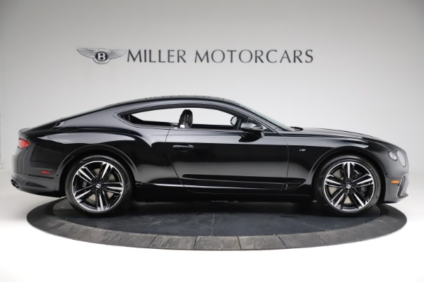 New 2021 Bentley Continental GT V8 for sale Call for price at Bugatti of Greenwich in Greenwich CT 06830 9