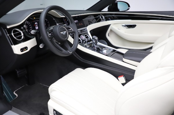 New 2021 Bentley Continental GT V8 for sale Call for price at Bugatti of Greenwich in Greenwich CT 06830 24