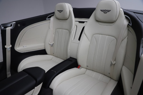 New 2021 Bentley Continental GT V8 for sale Call for price at Bugatti of Greenwich in Greenwich CT 06830 27