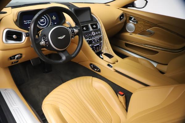 Used 2017 Aston Martin DB11 V12 Coupe for sale $149,900 at Bugatti of Greenwich in Greenwich CT 06830 13