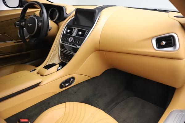 Used 2017 Aston Martin DB11 V12 Coupe for sale $149,900 at Bugatti of Greenwich in Greenwich CT 06830 19
