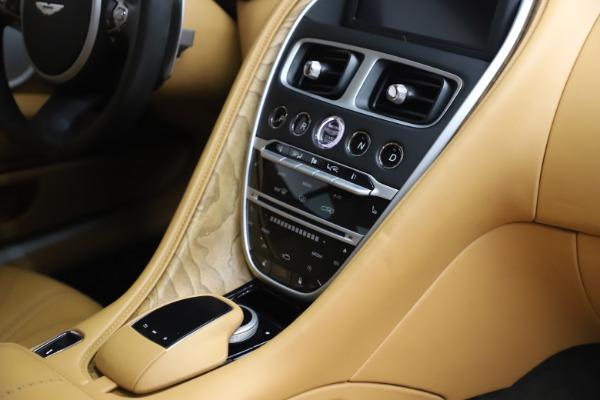Used 2017 Aston Martin DB11 V12 Coupe for sale $149,900 at Bugatti of Greenwich in Greenwich CT 06830 22